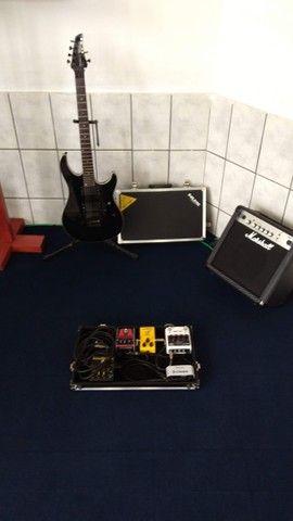 Amplificador Marshall MG15CF - Foto 3