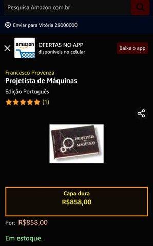 Livro Projetista de Maquinas - Foto 2