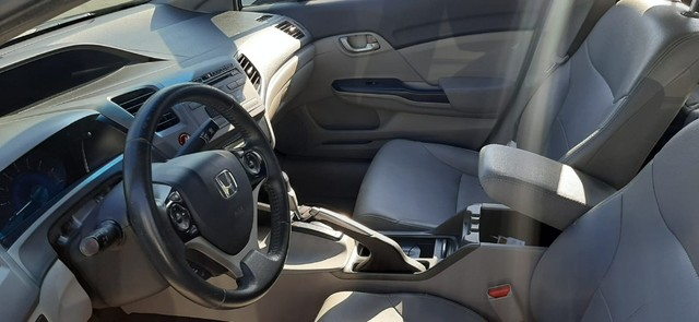 Civic LXS 1.8 Automático 2014 - Foto 6
