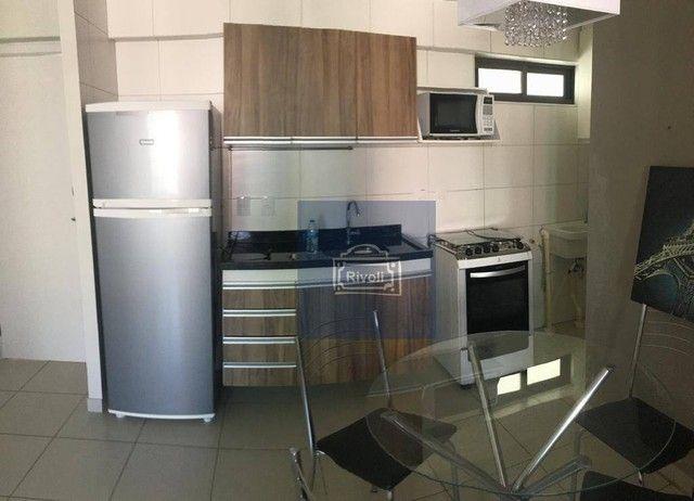 Apartamento com 1 dormitório para alugar, 35 m² por R$ 1.900/mês - Boa Viagem - Recife/PE - Foto 10