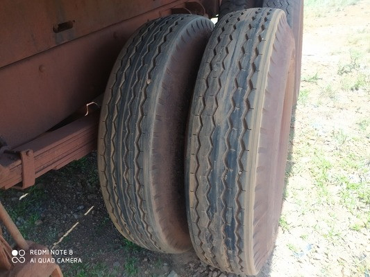 Sucata / Peças Caminhão Mercedes Benz 1113 Trucado 1970 - Foto 8