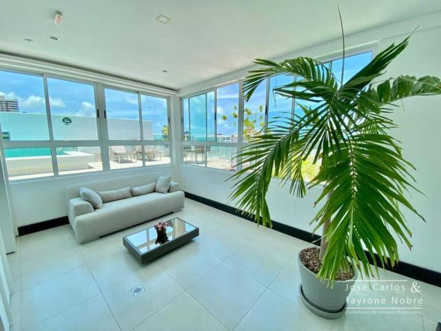 Apartamento de 1 quarto com vista para o mar - Manaira - Foto 2