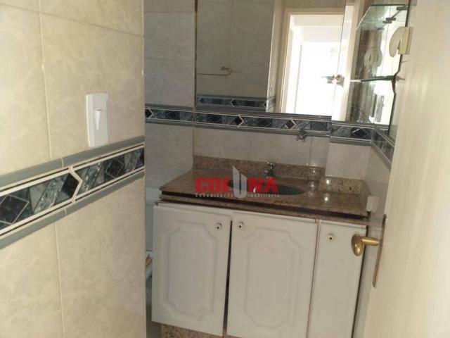 Apartamento com 2 dormitórios para alugar, 45 m² por R$ 1.000,00/mês - Santa Rosa - Niteró - Foto 13