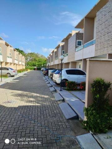 Sobrado com 2 dormitórios à venda, 70 m² por R$ 210.000,00 - Tamatanduba - Eusébio/CE - Foto 7
