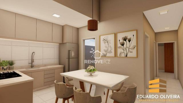 Casa com 2 dormitórios à venda, 69 m² por R$ 310.000,00 - Loteamento Florata - Foz do Igua - Foto 10
