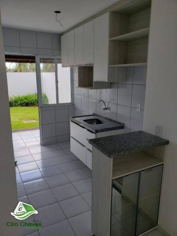 Casa à venda, 75 m² por R$ 179.990,00 - Timbu - Eusébio/CE - Foto 5