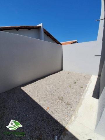 Casa com 2 dormitórios à venda, 81 m² por R$ 140.000,00 - Jabuti - Itaitinga/CE - Foto 4