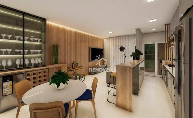 Apartamento com 2 dormitórios à venda, 64 m² - Centro - Foz do Iguaçu/PR - Foto 11