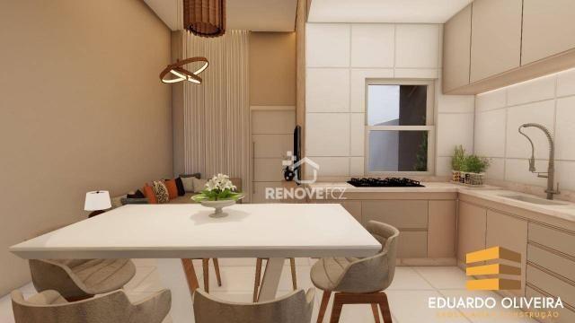 Casa com 2 dormitórios à venda, 69 m² por R$ 310.000,00 - Loteamento Florata - Foz do Igua - Foto 11