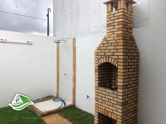 Casa com 2 dormitórios à venda, 80 m² por R$ 135.000 - Bairro: Novo Ancuri - Itaitinga/CE - Foto 13