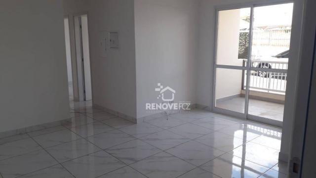 Apartamento com 2 dormitórios à venda, 63 m² por R$ 305.000,00 - Parque Ouro Verde - Foz d - Foto 13