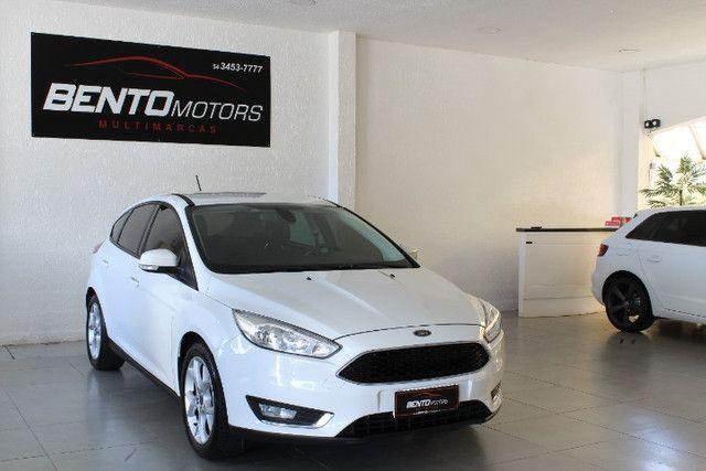 Ford Focus Se Plus2.0 Hatch Automático - Impecável - Foto 3