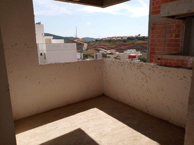 Lindo com 3/4 por R$ 295.000 suíte varandas e elevador em Recanto da Mata - Foto 14