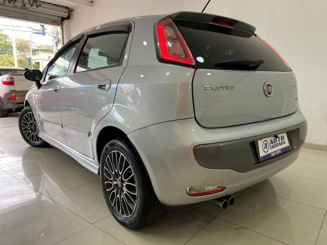 Fiat Punto 1.8 Sporting manual 2013( GNV ) - Foto 5