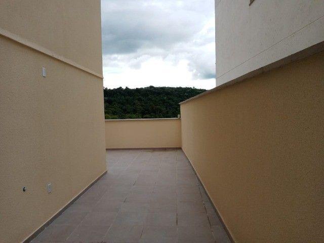 Apê de 2/4 por R$ 280.000 suíte grande área externa em Vivendas da Serra - Foto 13