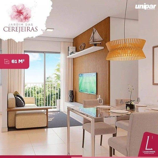 LP/ Mude-se ano que vem - Jardim das Cerejeiras - 2 e 3 quartos no Parque Dez - Foto 9