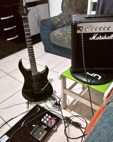 Amplificador Marshall MG15CF - Foto 4