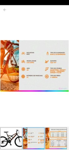 Bicicleta Colli Bike  - Foto 3