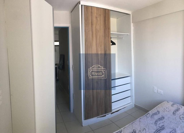 Apartamento com 1 dormitório para alugar, 35 m² por R$ 1.900/mês - Boa Viagem - Recife/PE - Foto 9