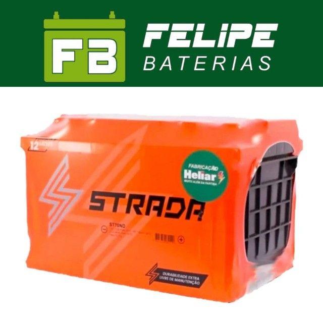 Baterias De Carro 45Ah Á 150AH Em Promoção!* - Foto 3
