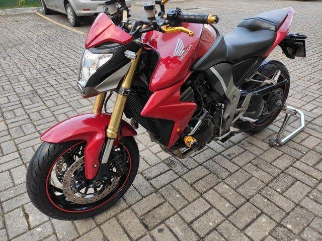 Honda cb1000r 2013 lindíssima!! ( Anúncio real ) - Foto 5