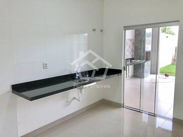 Casa para venda possui 127 metros quadrados com 3 quartos - Foto 7