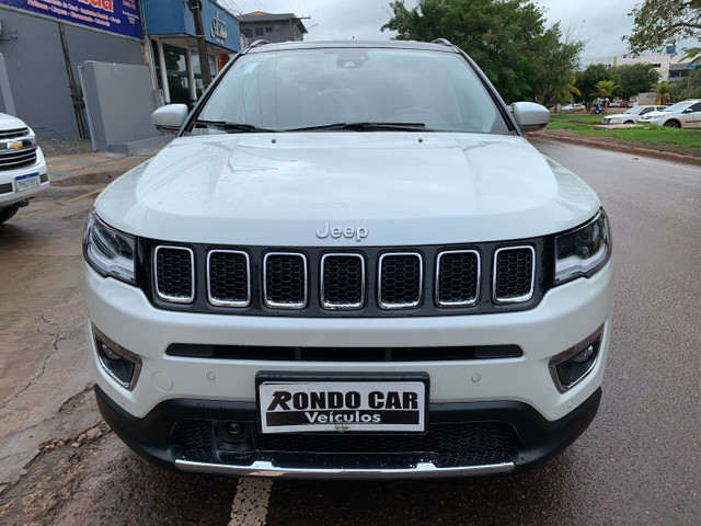 JEEP COMPASS LIMITED 2.0 2018/19