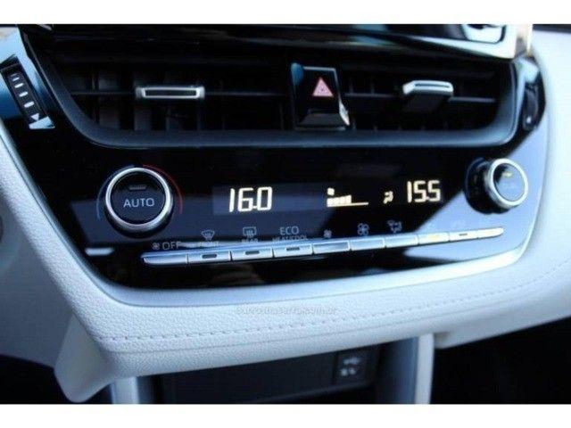 Toyota Corolla Cross XRX 1.8 HEV Cvt  2021/2022 - Foto 7
