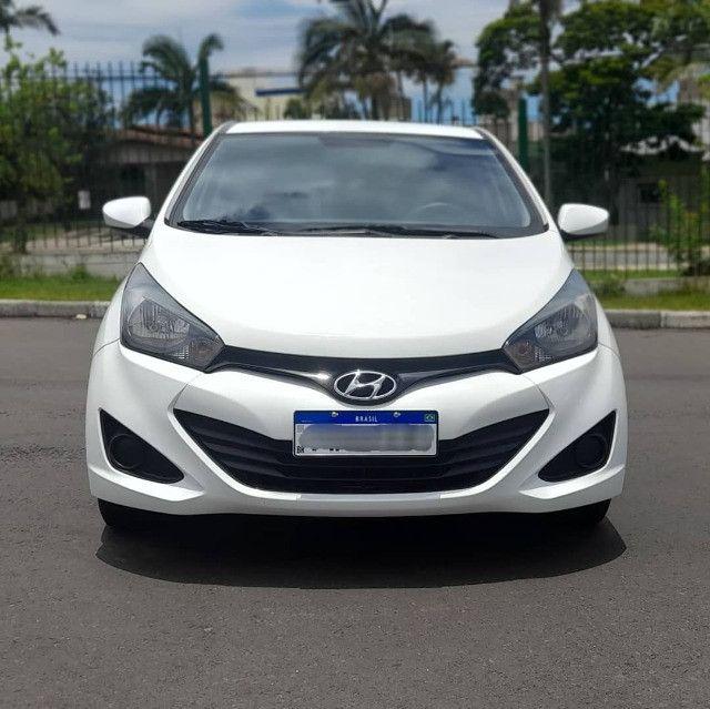 Hyundai HB20 - 1.6 Conforte Branco - Kit GNV - Foto 4