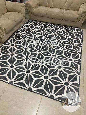 Tapetes geometricos lançametnos - Foto 5