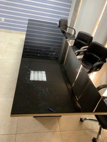 Mesa de reunião executiva - Foto 2