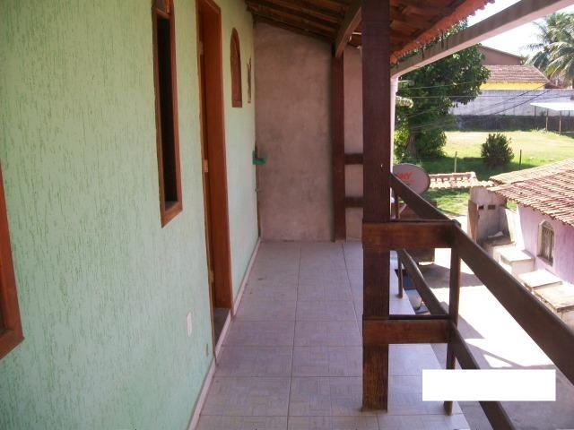 Código 184 - Casa duplex, 2 quartos em S. J. Imbassaí, perto da lagoa