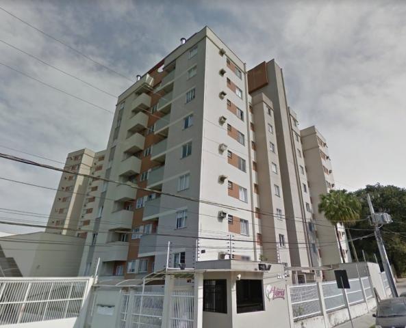 Apartamento à venda com 2 dormitórios em Anita garibaldi, Joinville cod:SA00217