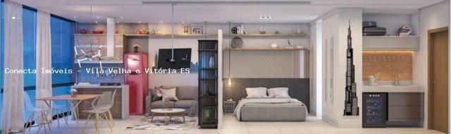 Apartamento para venda em vitória, barro vermelho, 2 dormitórios, 1 suíte, 2 banheiros, 1