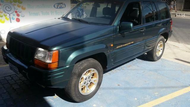Jeep Grand Cherokee 1997 Kit Gnv 5 Geração Completo 4x4 Ar Trava Aceito  Troca