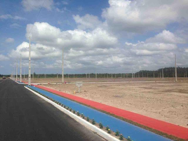 Terreno em Araquari com pequena entrada - Foto 3
