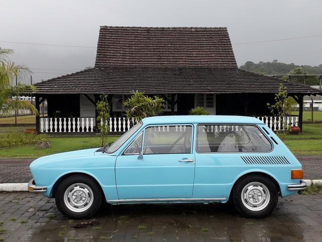Brasília 1974 Azul R$ 17.500,00