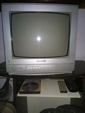 Tv parnasonic 14 polegada 100,00 reais