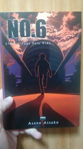 Light Novel Nº6 (Number Six) Volume 1