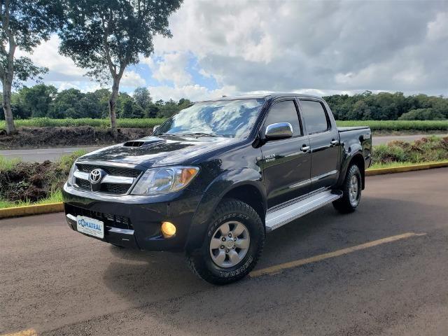 Toyota Hilux SRV 3.0D4-D - Foto 3