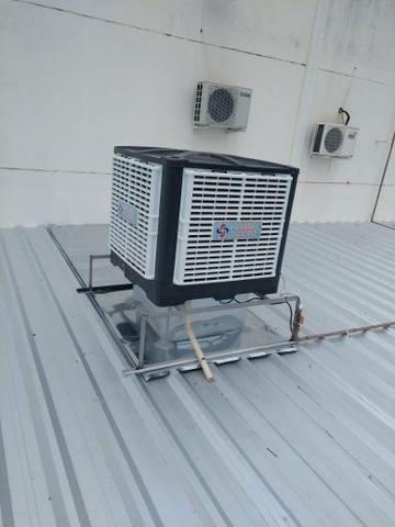 Climatizador industrial e comercial(instalação inclusa) - Foto 3