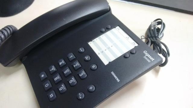 Lote 20 Pça Telefone Samsung Gigaset Da100