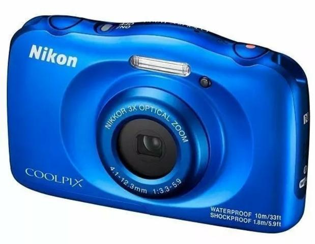 Nikon w100 a prova d'água Surf / mergulho
