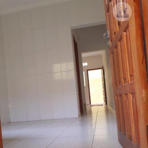Casa residencial à venda, vila tupi, praia grande. - Foto 7
