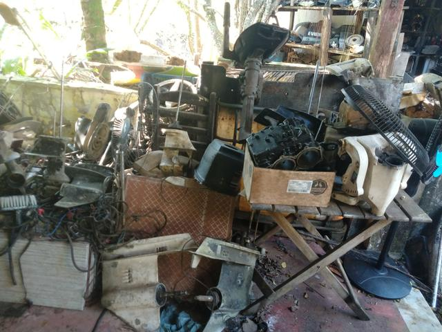 Peças motor de popa - Foto 6