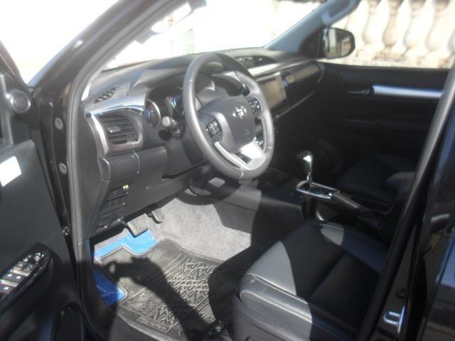 Toyota hillux srv 4x4 2.8 diesel automatica - Foto 5