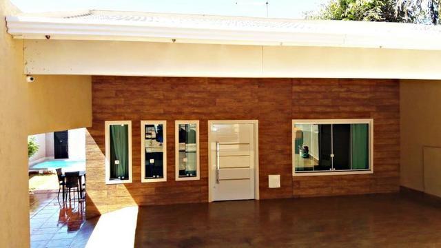Oportunidade! Taguaparque! 03 quartos, piscina aquecida, churrasqueira, fogão à lenha - Foto 11