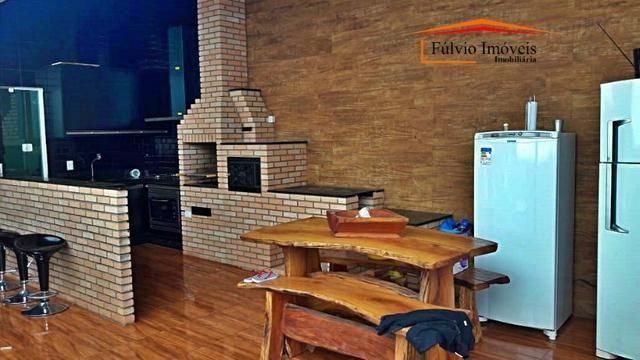 Oportunidade! Taguaparque! 03 quartos, piscina aquecida, churrasqueira, fogão à lenha - Foto 3