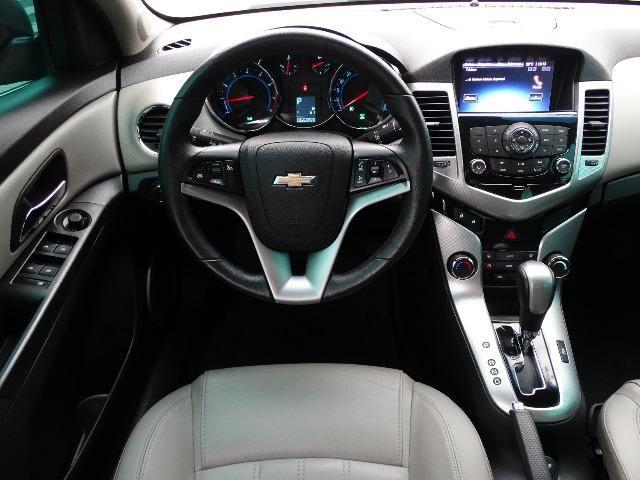 Gm - Chevrolet Cruze Cruze LTZ 1.8FLEX_AUT._66MKM_oMaisNovodoBrasil_ - Foto 8
