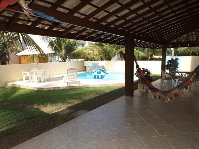 Casa de condomínio à venda com 4 dormitórios em Guarajuba, Guarajuba (camaçari) cod:33 - Foto 6